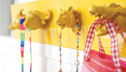Plastic Animal Coat Rack