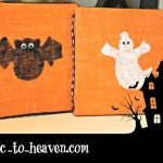 Halloween Burlap Art – Havoc to Heaven