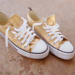 24K Sneakers – Dream a Little Bigger