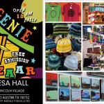 Blue Genie Art Bazaar – Austin, TX