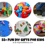 DIY Gifts for Kids – B-Inspired Mama