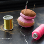 DIY Felt Macarons – Kittenhood