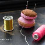 DIY Felt Macarons – Kittenhood
