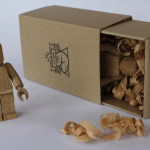 Wooden Lego Minifig – Thibaut Malet