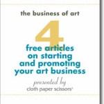 The Business of Art eBook – Cloth Paper Scissors