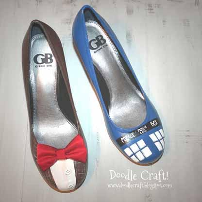 Doctor Who Heels