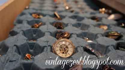 Vintage Zest Jewelry Organization