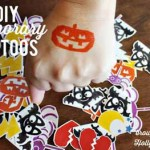 Halloween Temporary Tattoos: Holly & Company
