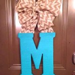 Yarn Wrapped Monogram – I'd Pin That