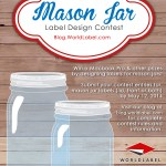 The Worldlabel Mason Jar Contest