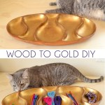 Wood to Gold DIY – Dream a Little Bigger