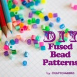DIY Fused Bead Patterns