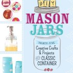Book Review- DIY Mason Jars