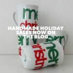 Holiday Sales from Handmade Makers