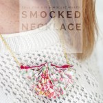 DIY Smocked Jewellery