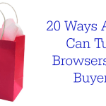 20 Ways Artists Can Turn Browsers into Buyers