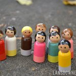 9 Ideas For Painting Your Own Peg Dolls