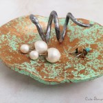 DIY Jewelry Dish using Polymer Clay
