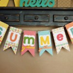 8 Colorful Craft To Make For Summer