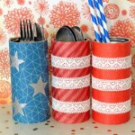 DIY 4th of July Picnic Tins
