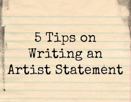 Artist Statement / Biography
