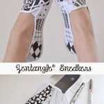 Zentangle® Sneakers