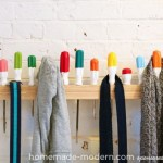 8 Unique Coat Rack Ideas
