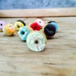 DIY Donut Push Pins