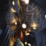 Easy DIY Cone Lantern