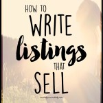 How To Write Product Listings That Sell