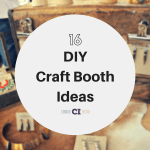 16 DIY Craft Booth Ideas