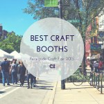 Best Craft Booths at Renegade Chicago 2015