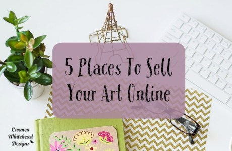 5 places to sell your art online for Free places to sell crafts online