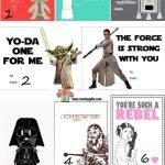 30 Free Star Wars Valentines to Print
