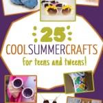 25 Cool Summer Crafts for Teens