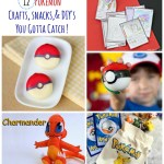 12 Pokemon Crafts, Activities and Ideas You Gotta Catch!