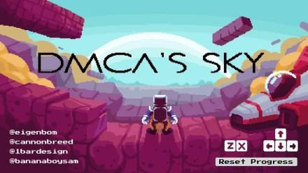 No Mario's Sky – Ähm…DMCA's Sky