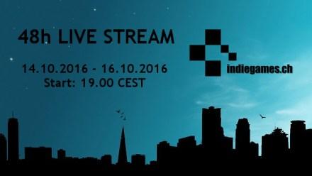 48h LIVE STREAM – Ab 19 Uhr!