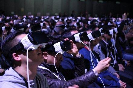 VR ist gekommen, um zu bleiben