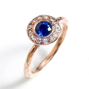 Rebecca Zemans Jewelry Logo