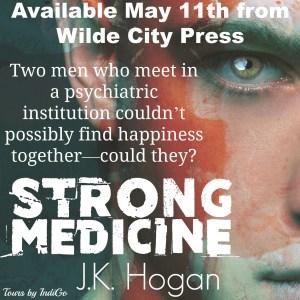 Strong Medicine Square