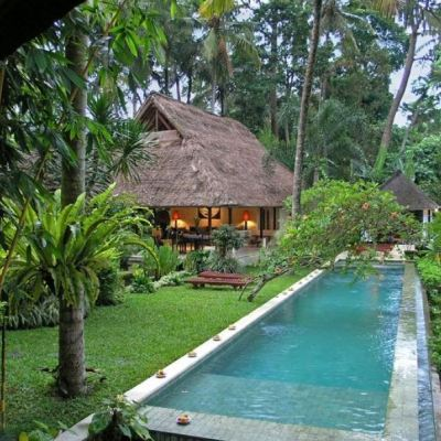 Villa for sale in Ubud area