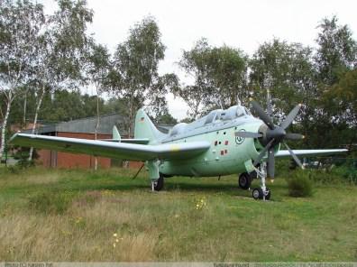 Gannet milik AL Jerman
