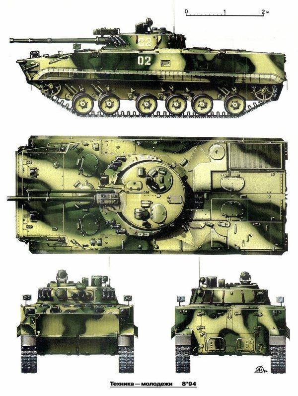 """BMP-3F :  Tank Amfibi """"Kelas Berat"""" TNI-AL (5/6)"""