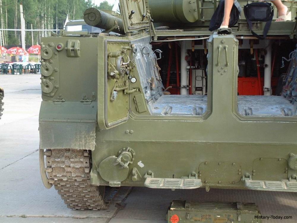 """BMP-3F :  Tank Amfibi """"Kelas Berat"""" TNI-AL (6/6)"""