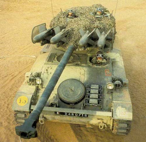 AMX-13 : Tank Tempur Utama TNI-AD (4/6)