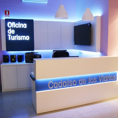 indoormobel recepción oficina de turismo