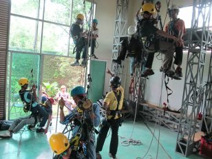 Rope Access Training Level 1 3