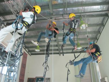 Rope Access Training Level 1 6