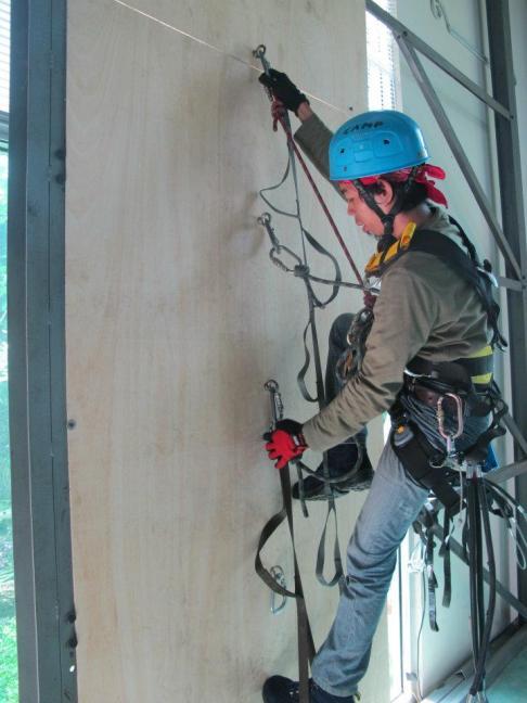 Rope Access Training Level 1 7